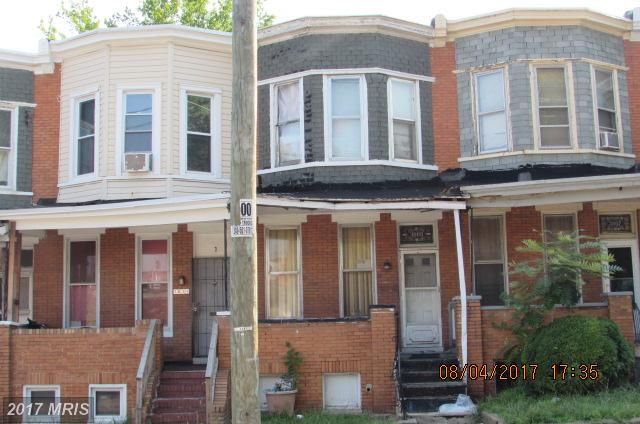 3009 Erdman Avenue, Baltimore, MD 21213 (#BA10036625) :: RE/MAX Cornerstone Realty