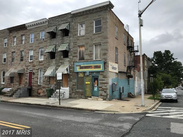 237 Gilmor Street, Baltimore, MD 21223 (#BA10036968) :: LoCoMusings