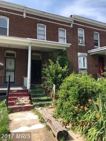 737 36TH Street, Baltimore, MD 21218 (#BA10038046) :: Pearson Smith Realty