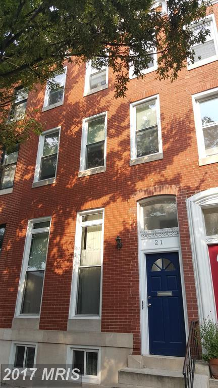 21 Chester Street N, Baltimore, MD 21231 (#BA10038581) :: Pearson Smith Realty