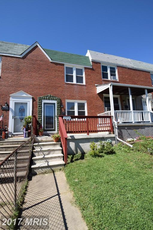 2154 Harman Avenue, Baltimore, MD 21230 (#BA10039290) :: Pearson Smith Realty