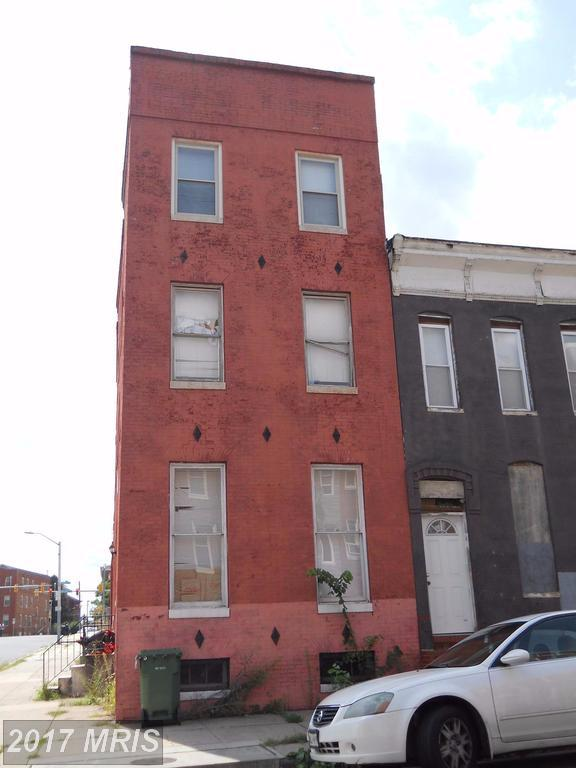 2100 Division Street, Baltimore, MD 21217 (#BA10042804) :: Pearson Smith Realty