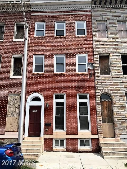 1431 Myrtle Avenue, Baltimore, MD 21217 (#BA10043206) :: Pearson Smith Realty