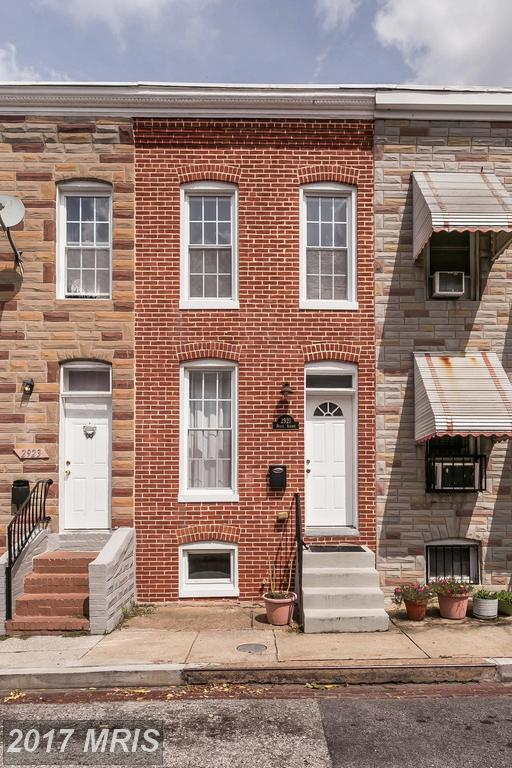 2921 Miles Avenue, Baltimore, MD 21211 (#BA10043760) :: Pearson Smith Realty