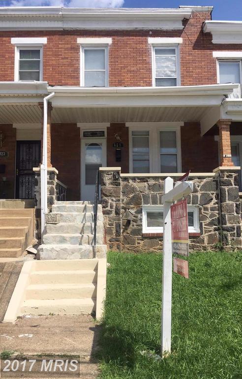 825 Ponca Street, Baltimore, MD 21224 (#BA10044248) :: Pearson Smith Realty