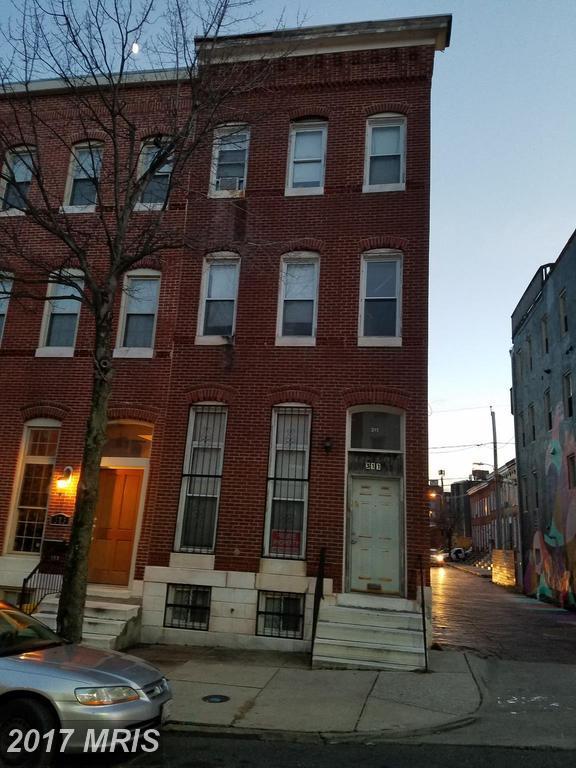 311 Lafayette Avenue E, Baltimore, MD 21202 (#BA10047265) :: Pearson Smith Realty