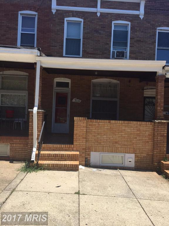 3034 Chesterfield Avenue, Baltimore, MD 21213 (#BA10048876) :: Pearson Smith Realty