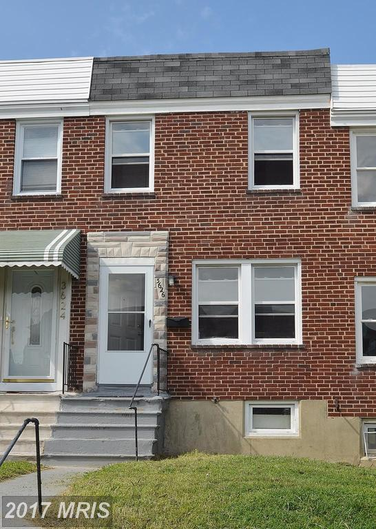 3626 Lyndale Avenue, Baltimore, MD 21213 (#BA10052677) :: Pearson Smith Realty
