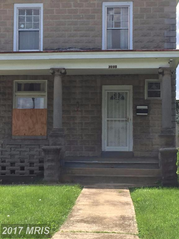 3000 Chelsea Terrace, Baltimore, MD 21216 (#BA10052740) :: Pearson Smith Realty
