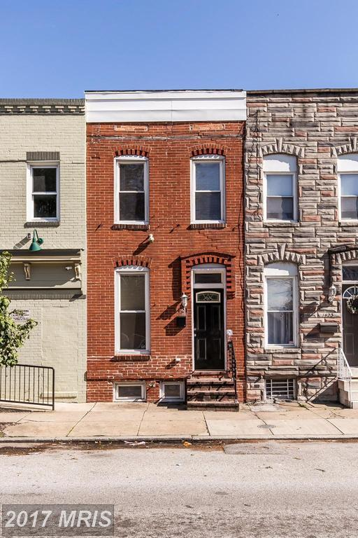 1421 Washington Boulevard, Baltimore, MD 21230 (#BA10052810) :: Pearson Smith Realty