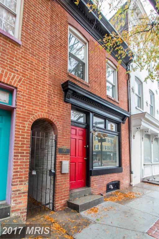1826 Fleet Street, Baltimore, MD 21231 (#BA10052972) :: Pearson Smith Realty