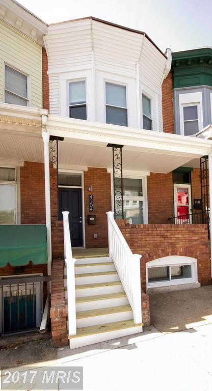 4104 Falls Road, Baltimore, MD 21211 (#BA10053220) :: Pearson Smith Realty