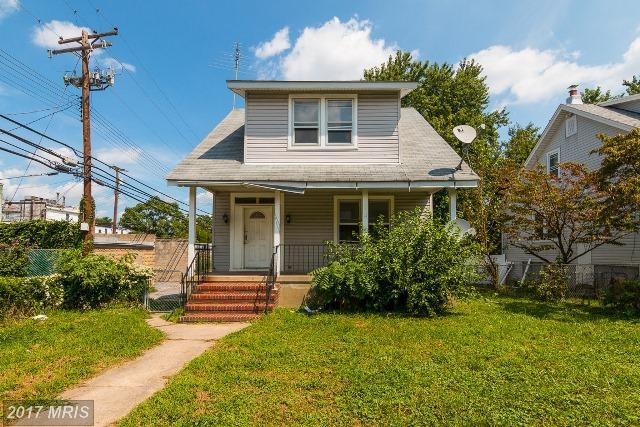 4202 Woodlea Avenue, Baltimore, MD 21206 (#BA10054495) :: Pearson Smith Realty