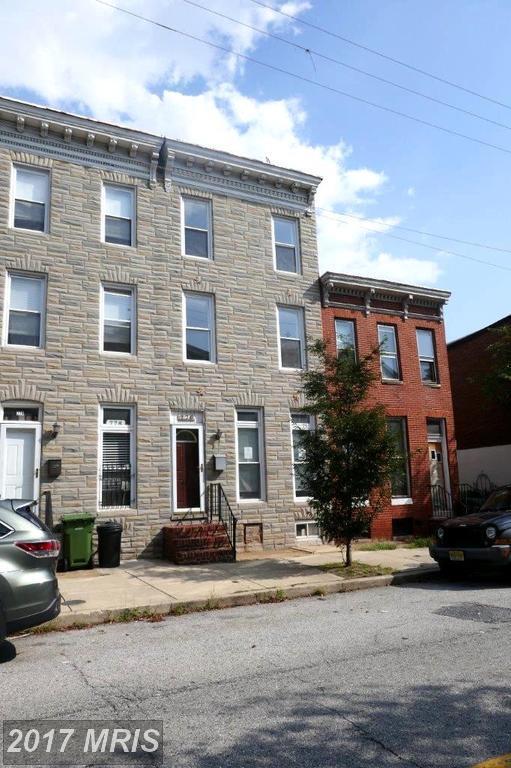 776 Hamburg Street, Baltimore, MD 21230 (#BA10055827) :: Pearson Smith Realty