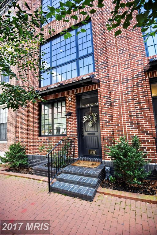 1731 Aliceanna Street, Baltimore, MD 21231 (#BA10057811) :: SURE Sales Group
