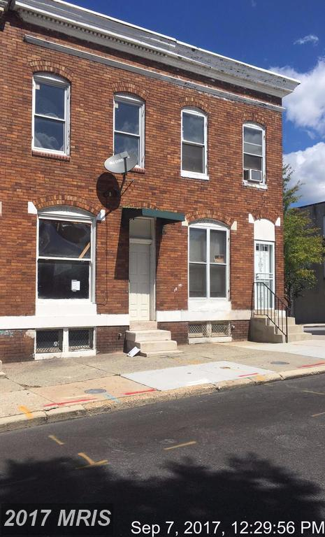2302 Fayette Street W, Baltimore, MD 21223 (#BA10058222) :: Pearson Smith Realty