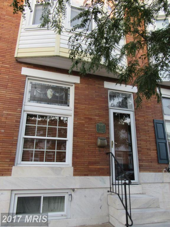 633 S Linwood Avenue, Baltimore, MD 21224 (#BA10058325) :: Pearson Smith Realty