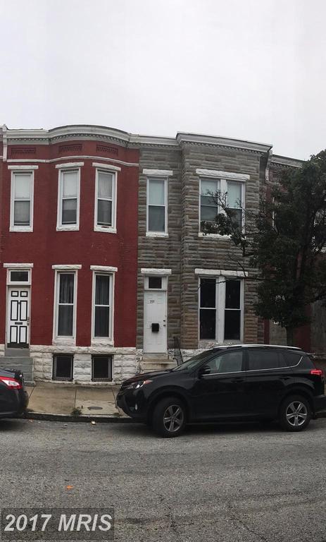 2137 Fayette Street, Baltimore, MD 21223 (#BA10059138) :: LoCoMusings