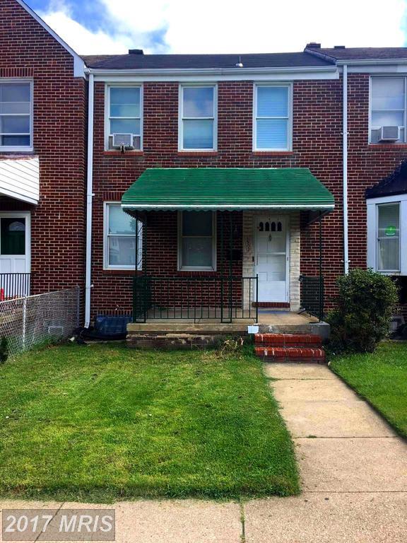 3502 Erdman Avenue, Baltimore, MD 21213 (#BA10059724) :: LoCoMusings