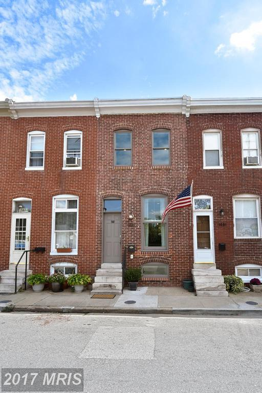 1439 Lowman Street, Baltimore, MD 21230 (#BA10059747) :: SURE Sales Group