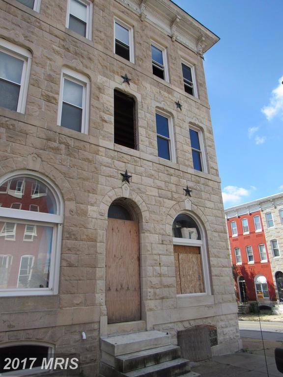 1235 Lafayette Avenue, Baltimore, MD 21217 (#BA10061806) :: CORE Maryland LLC