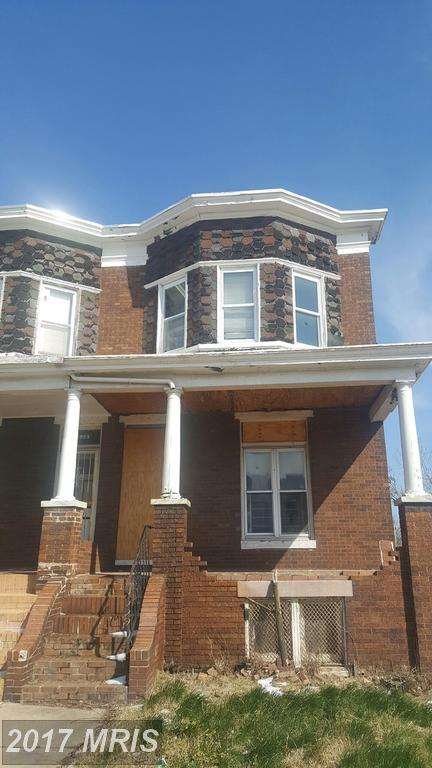 1901 N. Wolfe, Baltimore, MD 21213 (#BA10061866) :: Pearson Smith Realty