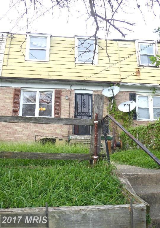 5925 Daywalt Avenue, Baltimore, MD 21206 (#BA10061973) :: Wes Peters Group