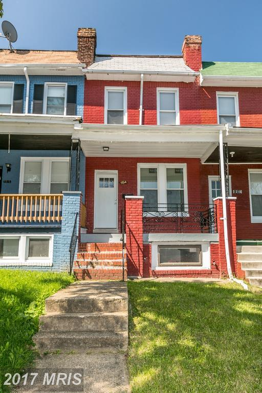1214 Dukeland Street, Baltimore, MD 21216 (#BA10062263) :: Pearson Smith Realty