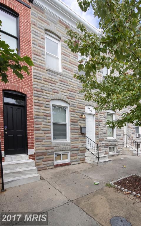 136 Potomac Street N, Baltimore, MD 21224 (#BA10062287) :: Pearson Smith Realty