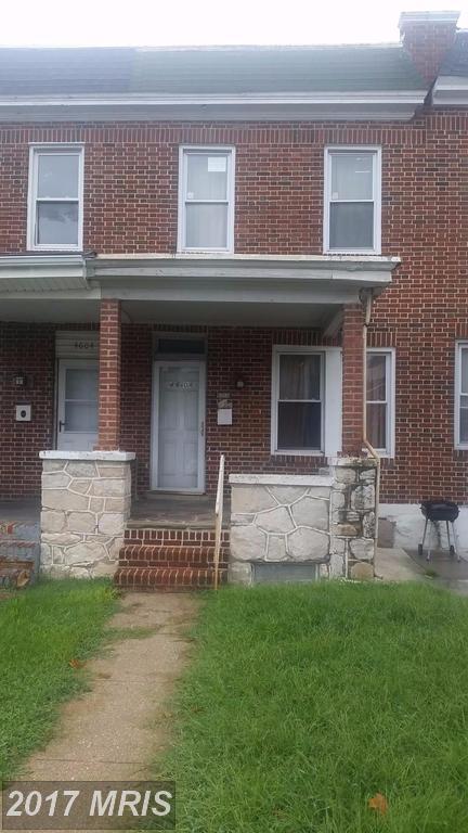 4606 Belair Road, Baltimore, MD 21206 (#BA10062485) :: Pearson Smith Realty
