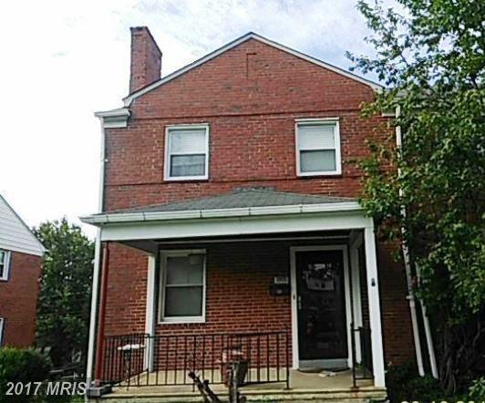 1915 Northbourne Road, Baltimore, MD 21239 (#BA10062516) :: Century 21 New Millennium