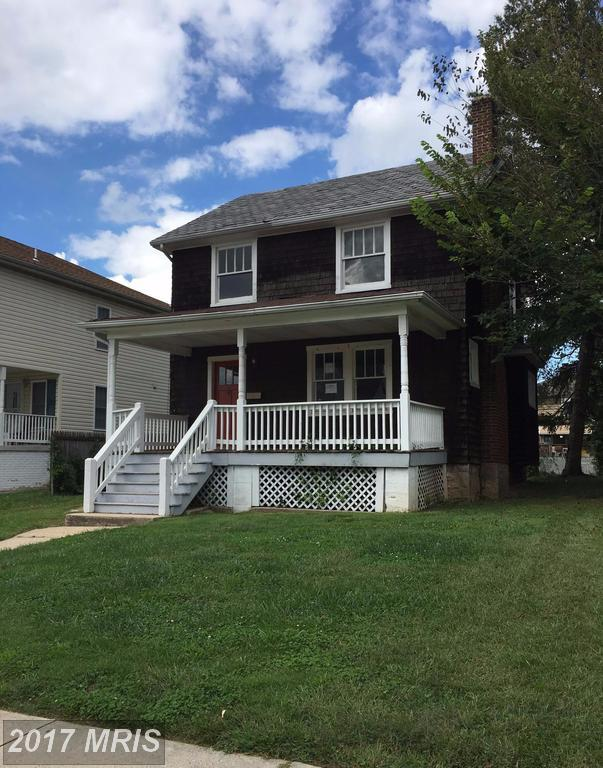808 Beaumont Avenue, Baltimore, MD 21212 (#BA10063046) :: Pearson Smith Realty