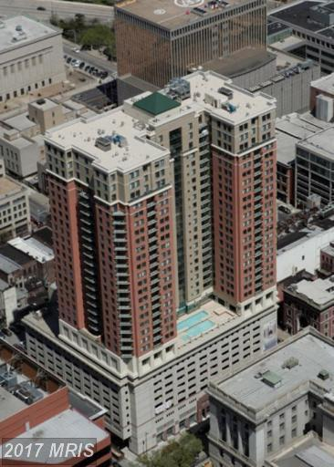 414 Water Street #2413, Baltimore, MD 21202 (#BA10063538) :: Pearson Smith Realty