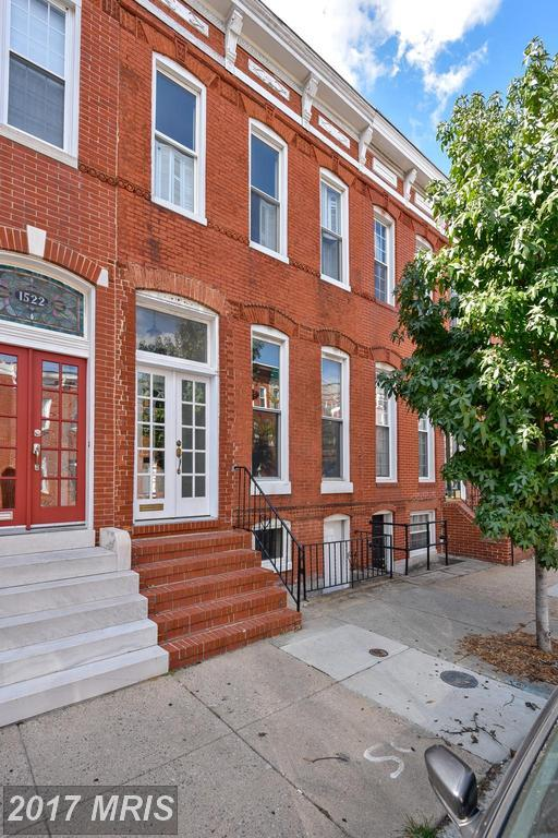 1520 Charles Street S, Baltimore, MD 21230 (#BA10063594) :: Pearson Smith Realty