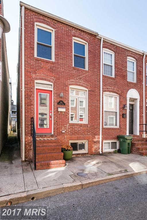 512 Rose Street S, Baltimore, MD 21224 (#BA10063723) :: SURE Sales Group