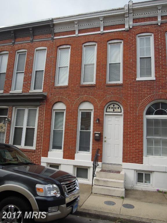 1422 Clarkson Street, Baltimore, MD 21230 (#BA10064053) :: Pearson Smith Realty