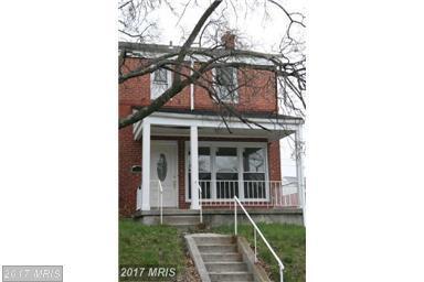 1226 Glenwood Avenue, Baltimore, MD 21239 (#BA10064633) :: LoCoMusings