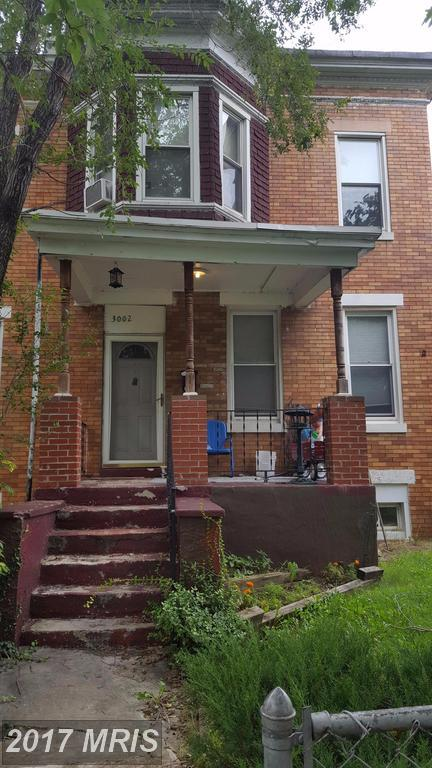 3002 Presstman Street, Baltimore, MD 21216 (#BA10064780) :: Pearson Smith Realty