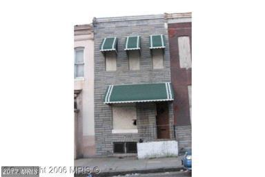 2441 Hoffman Street, Baltimore, MD 21213 (#BA10064787) :: LoCoMusings