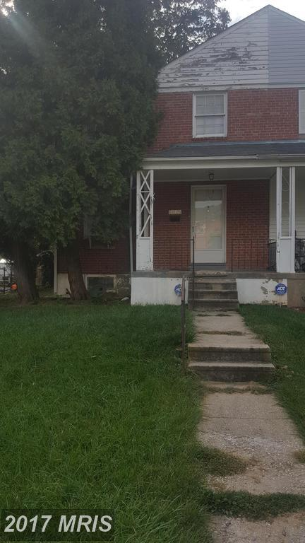 3907 Clarinth Road, Baltimore, MD 21215 (#BA10064812) :: LoCoMusings