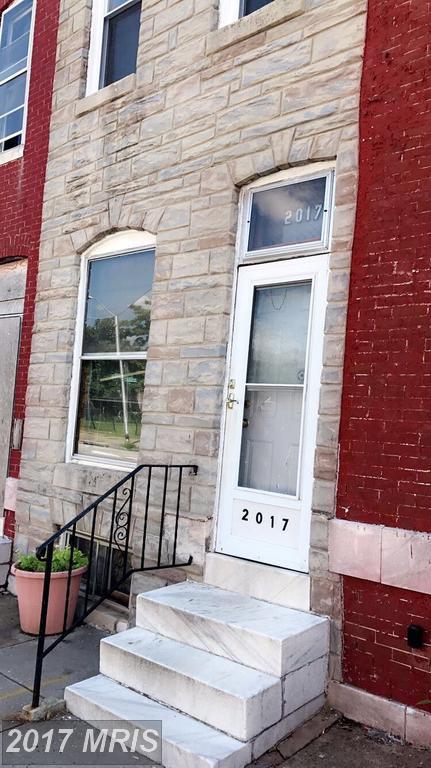 2017 Lafayette Avenue E, Baltimore, MD 21213 (#BA10064971) :: The Bob Lucido Team of Keller Williams Integrity