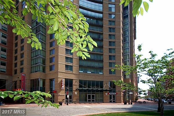675 President Street #2204, Baltimore, MD 21202 (#BA10065065) :: Blackwell Real Estate