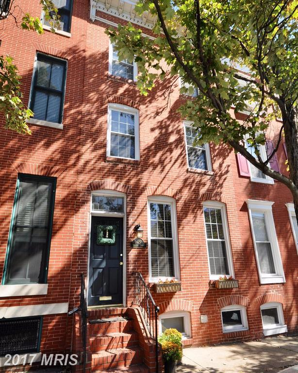 1429 William Street, Baltimore, MD 21230 (#BA10065253) :: Pearson Smith Realty