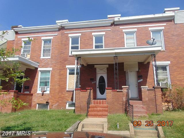 3516 Esther Place, Baltimore, MD 21224 (#BA10065684) :: Keller Williams Pat Hiban Real Estate Group