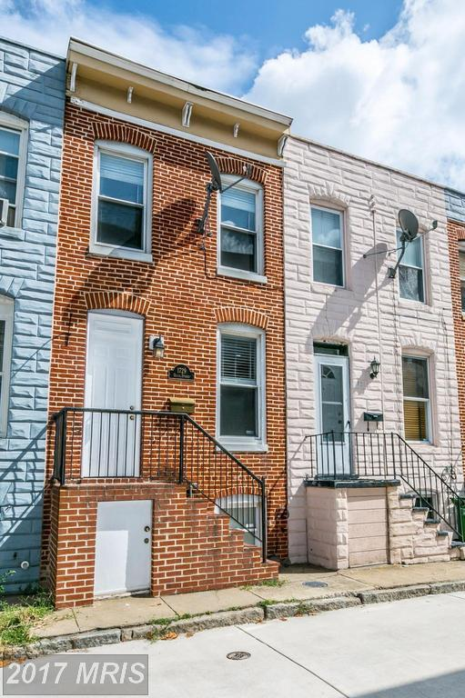 1729 Olive Street, Baltimore, MD 21230 (#BA10065943) :: Pearson Smith Realty