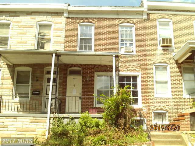 3028 Mathews Street, Baltimore, MD 21218 (#BA10066021) :: Keller Williams Pat Hiban Real Estate Group
