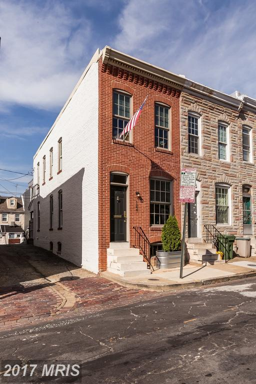 124 Clement Street, Baltimore, MD 21230 (#BA10066282) :: Pearson Smith Realty