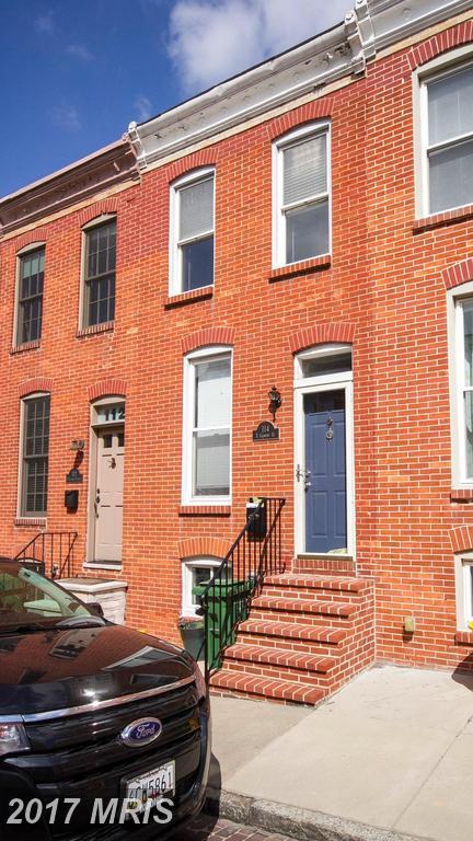 114 Clement Street E, Baltimore, MD 21230 (#BA10067378) :: LoCoMusings