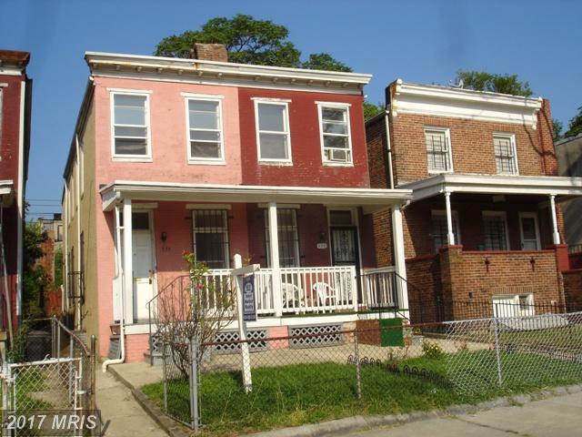 224 Mount Street N, Baltimore, MD 21223 (#BA10069319) :: LoCoMusings
