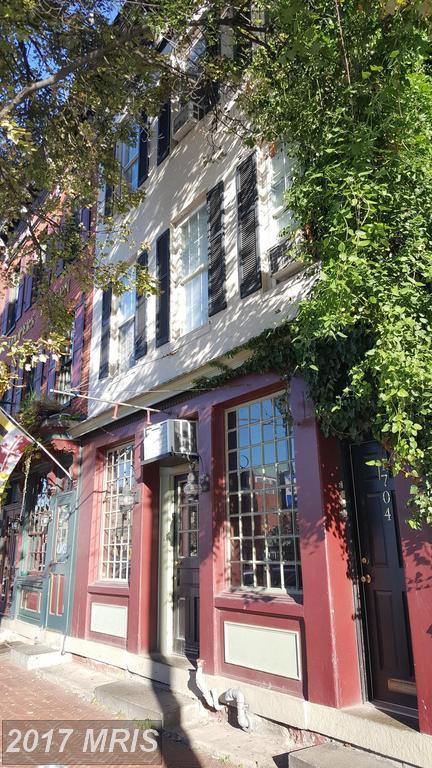 1704 Thames Street, Baltimore, MD 21231 (#BA10072257) :: LoCoMusings